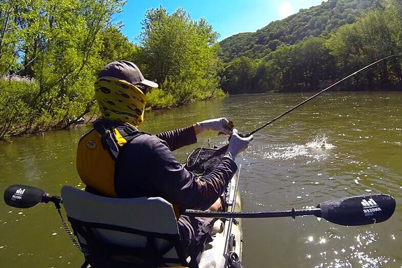9 Best Kayaks for River Fishing