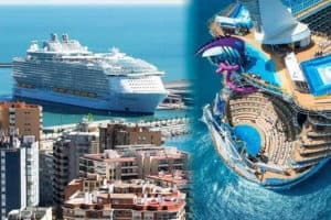 Read more about the article How Much Does a Cruise Ship Weigh?