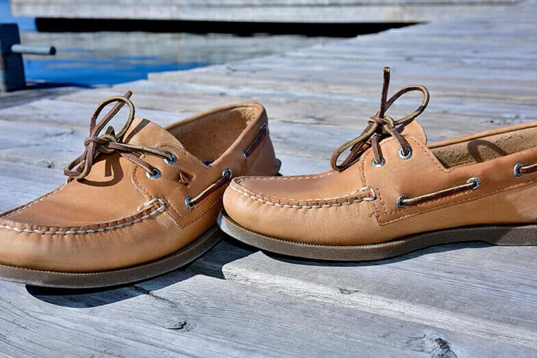 What Shoes to Wear on a Yacht?