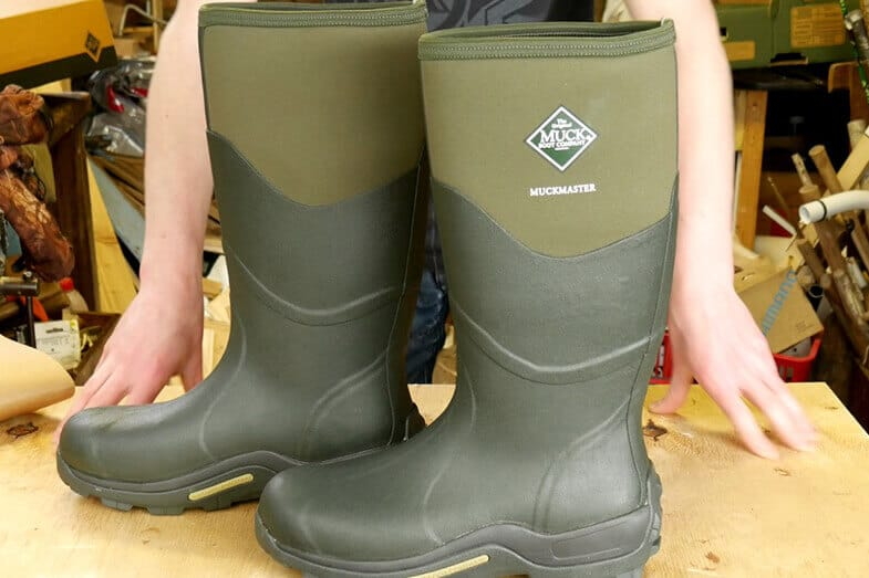 5 Best Rubber Boots for Commercial Fishing