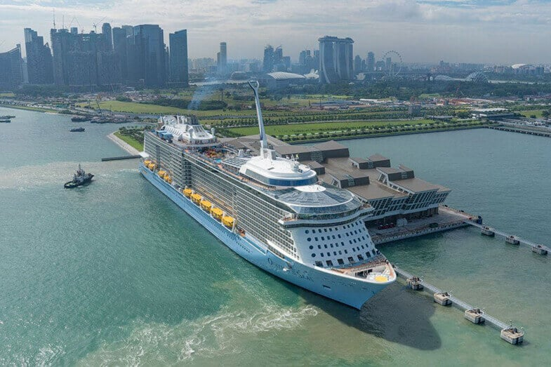 How Much Does It Cost to Fuel a Cruise Ship?