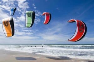 Read more about the article What Kitesurfing Kite Should I Buy?