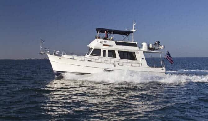 Grand Banks Heritage Trawler
