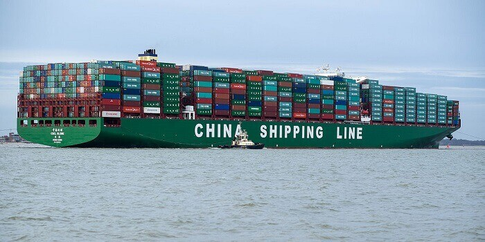 largest ship