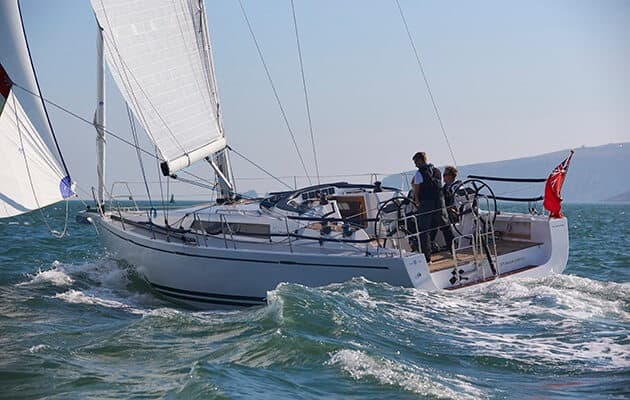 arcona world sailboat