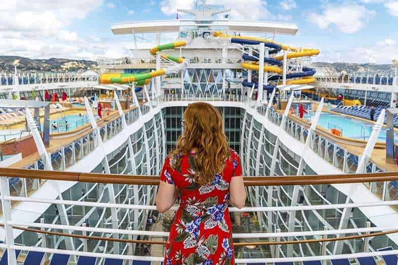 Best Deck on a Cruise Ship for Avoiding Motion Sickness