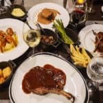 Chops Grille and Giovanni's Table Royal Caribbean Menu