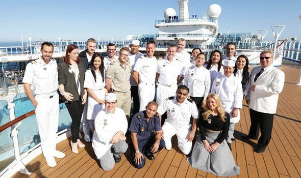 salary of cruise ship nurse