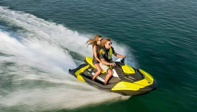 sea doo spark weight