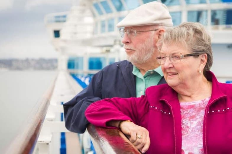 assisted living vs cruise ship living