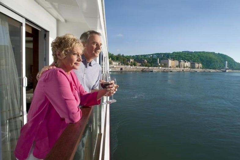 choosing a cabin veranda on a cruise ship