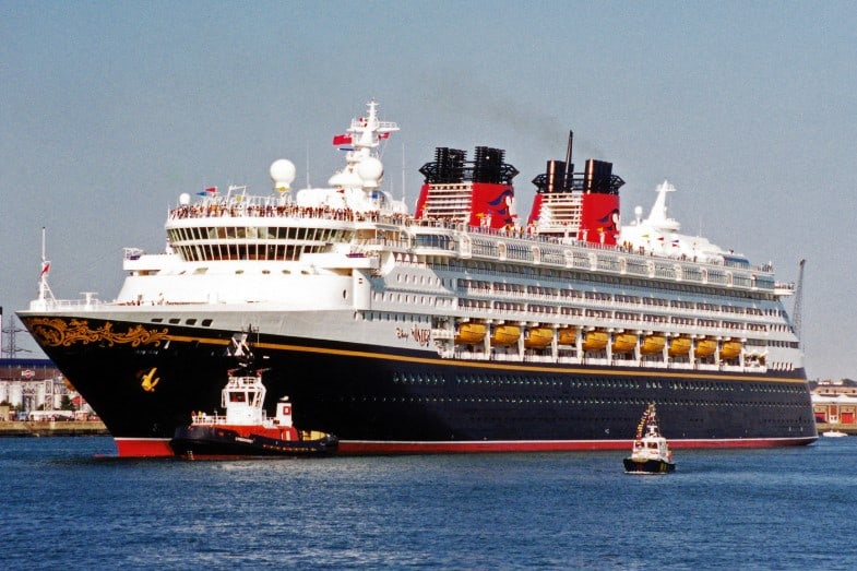 cost of a disney cruise line