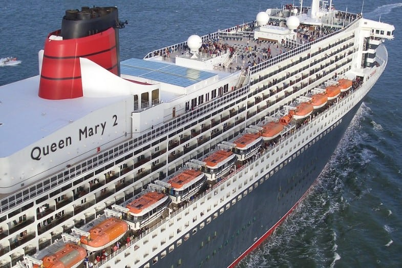 cost of cruise ship building