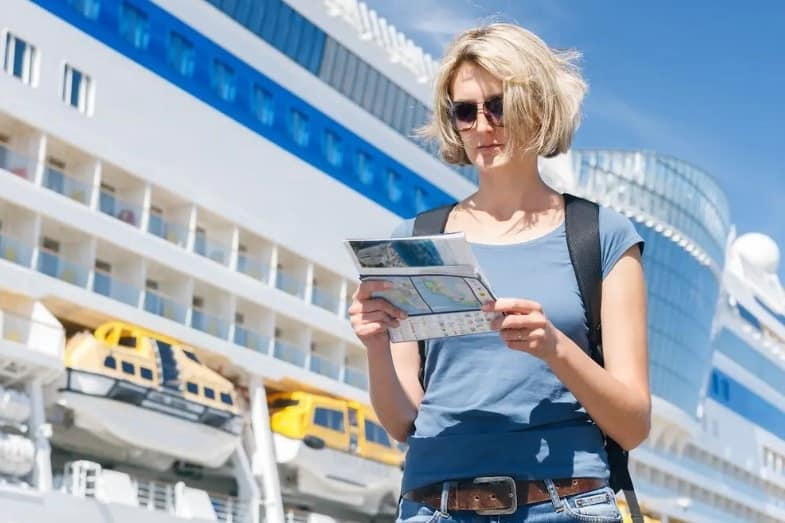 cruise ships with sufficient amenities