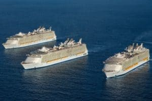 How Many Passengers Can a Cruise Ship Hold?