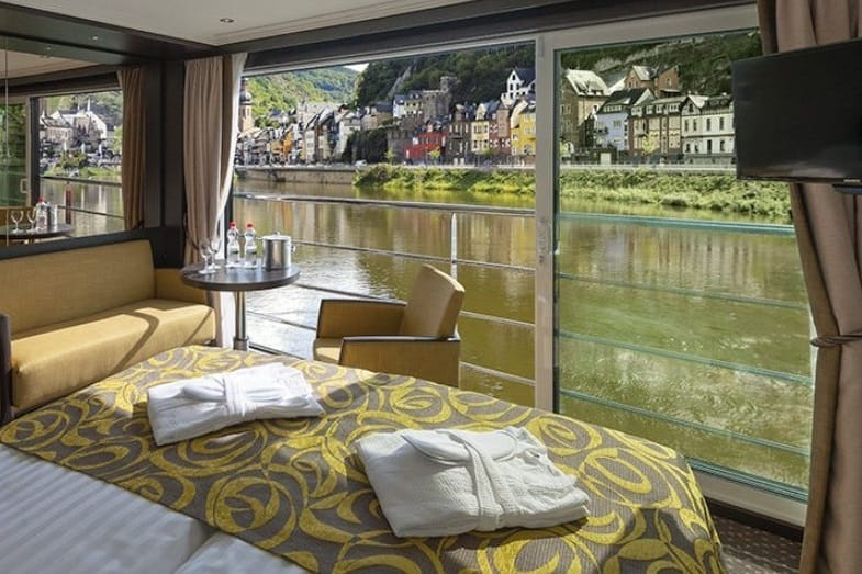 What Is a French Balcony on a River Cruise Ship?