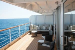 What Is a Veranda on a Cruise Ship?
