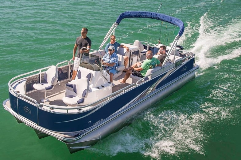 what is the best pontoon boat