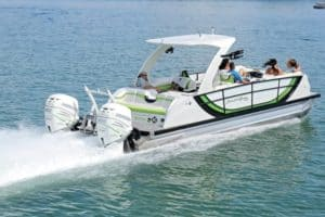 What Is the Fastest Pontoon Boat in the World?