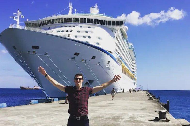 cruise ship work experience