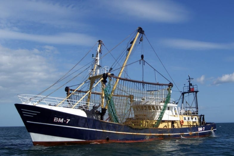 list of fishing boat types
