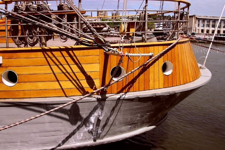 Stern of a Boat or Ship – What and Where Is It?