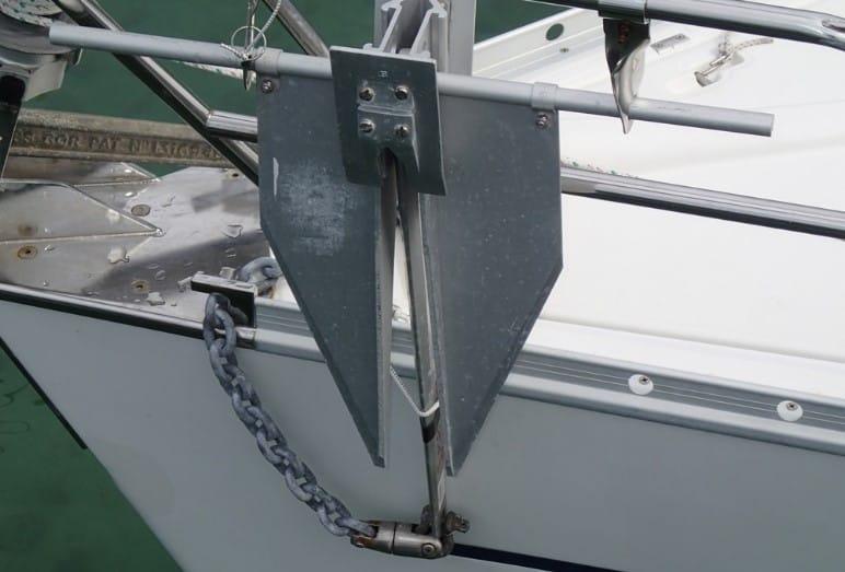 danforth boat anchor
