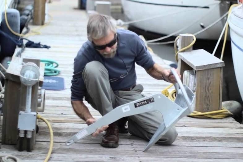delta boat anchor