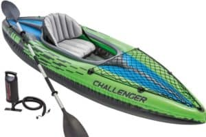 Intex Challenger K1 Kayak – Complete Review and Specs