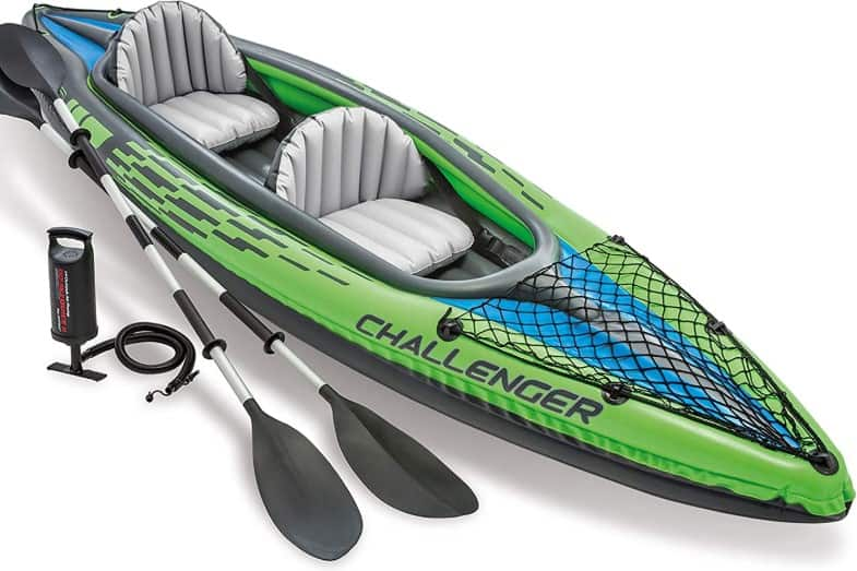 Intex Challenger K2 Kayak – Complete Review and Specs