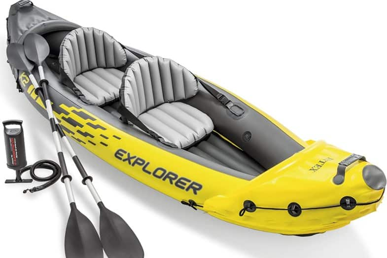 Intex Explorer K2 Kayak – Complete Review and Specs