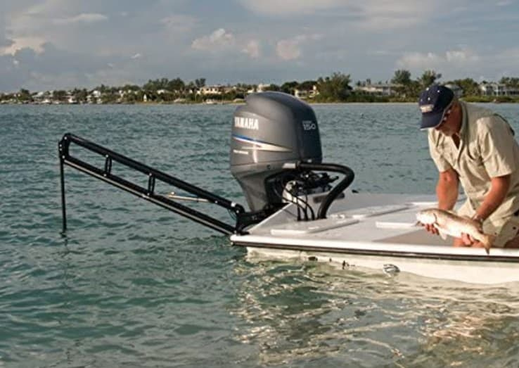 power pole anchor for shallow waters review