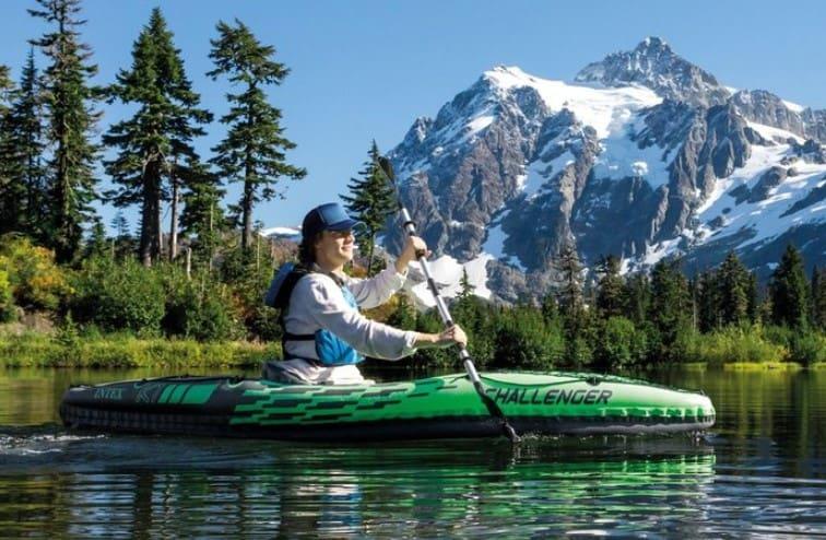 review of intex challenger k2 kayak
