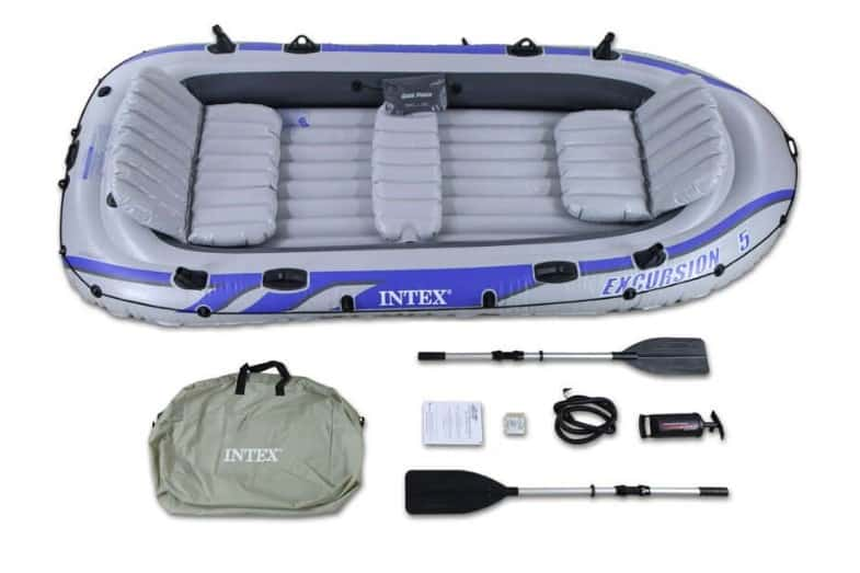 review of intex excursion 5