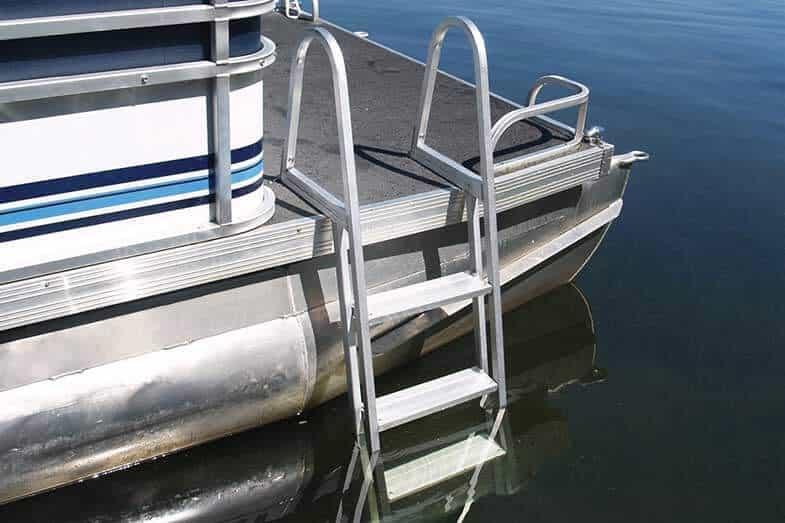Pontoon Boat Ladder – 10 Best Pontoon Boat Ladders