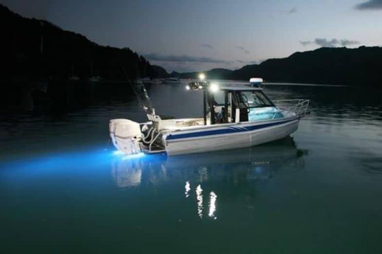 LED boat headlights