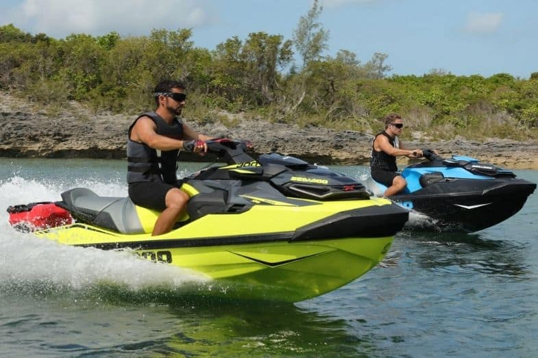 fastest jet ski in the world