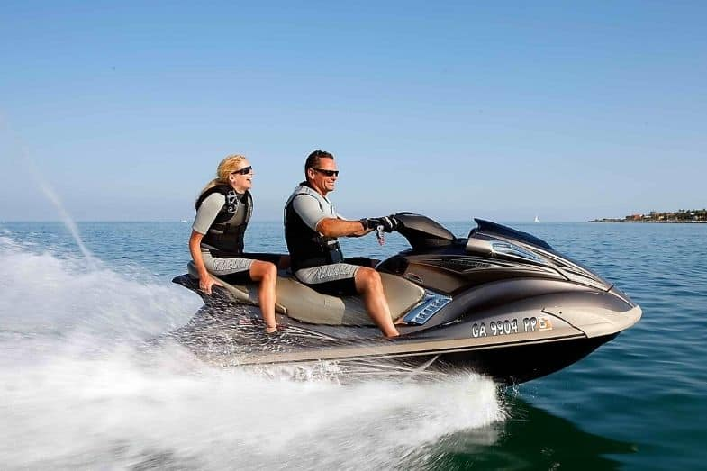 fastest production jet ski