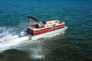 How Much Does a Pontoon Boat Weigh? [With 7 Examples]