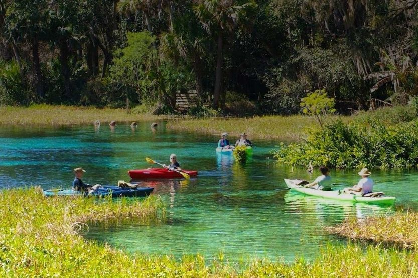 best kayaking in South Florida