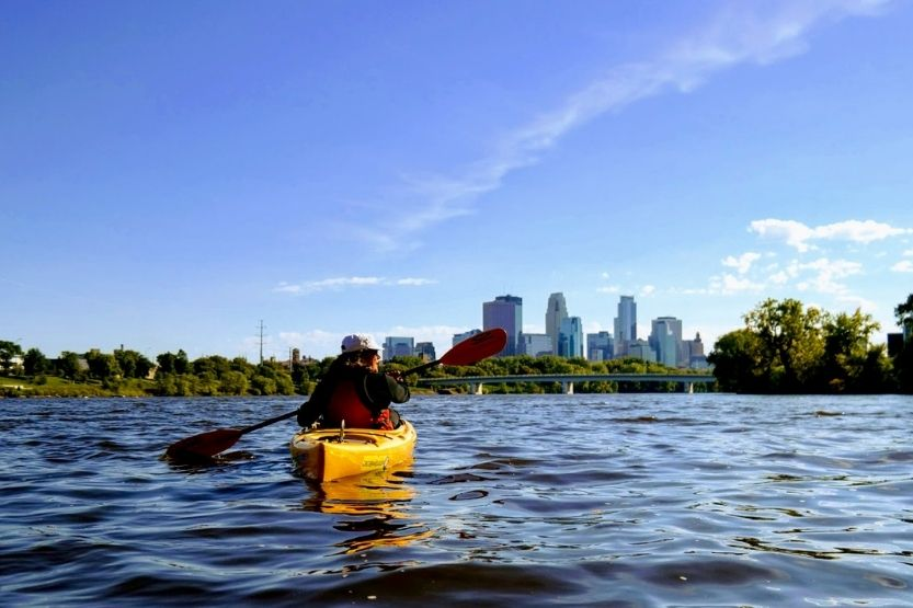 canoeing southern illinois