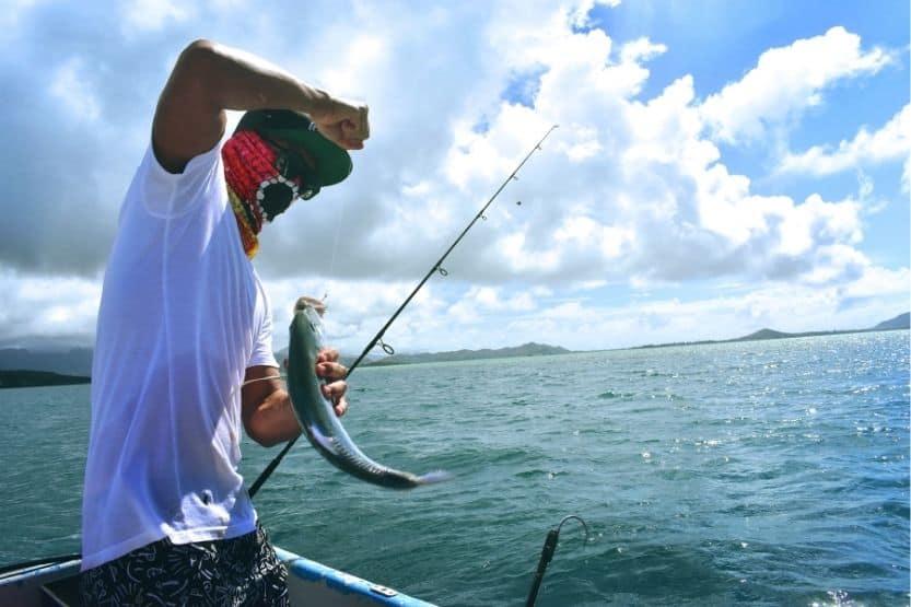 is fishing a sport