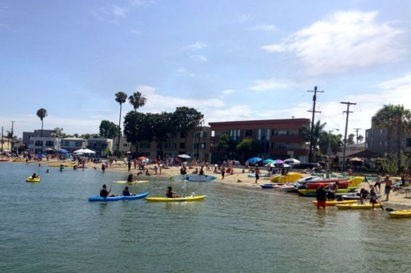 kayak long beach