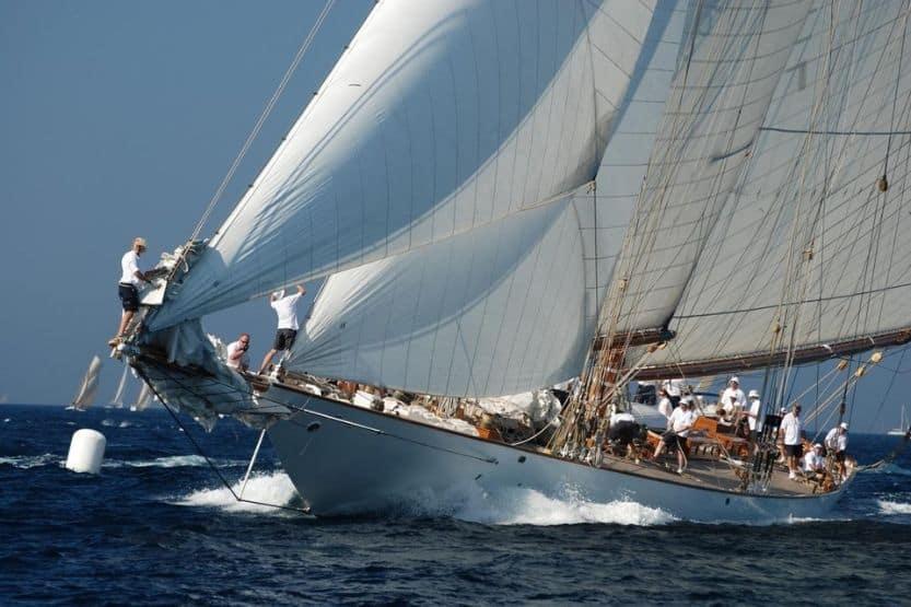 sailing ship types