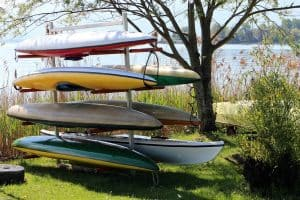 Read more about the article Best Canoe Storage Racks [Our Top 8 Picks]