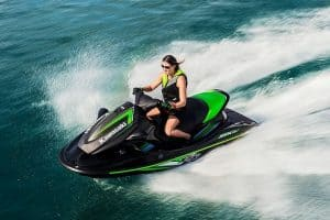 Kawasaki STX-15F Jet Ski Specs and Review