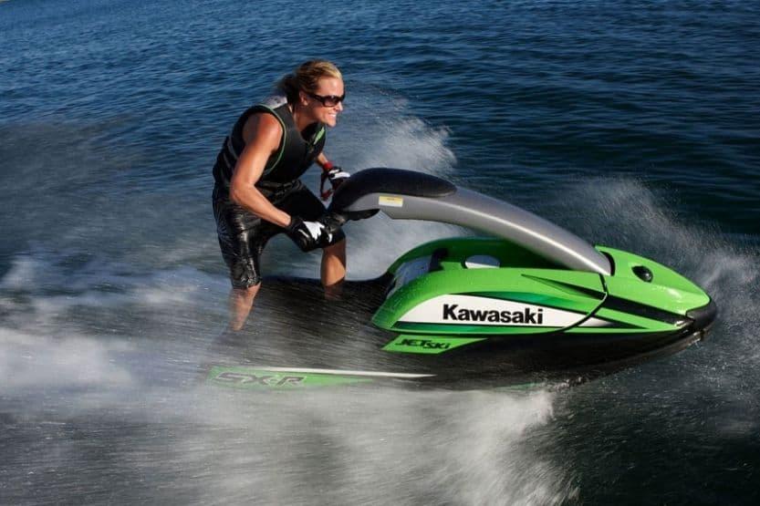 Kawasaki X2 jet ski