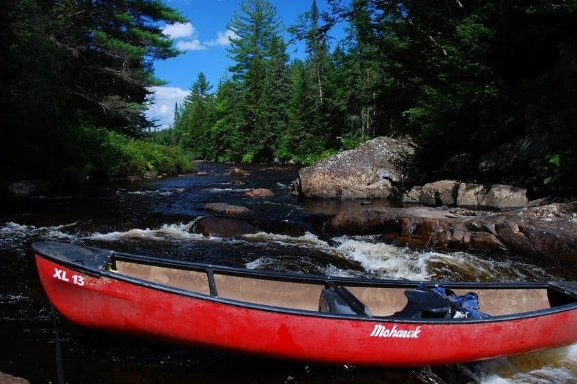 Mohawk Canoe Models, Specs, and Review