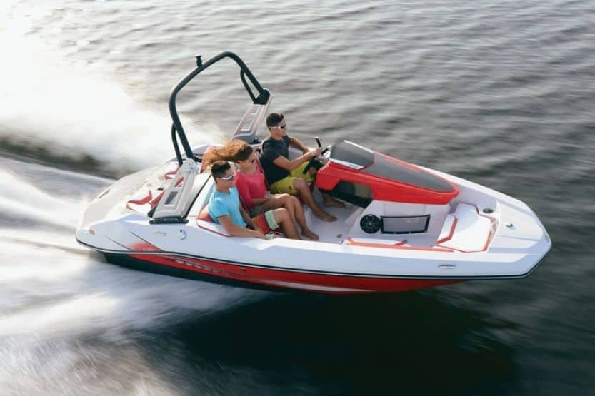 Sea-Doo Speedster specs