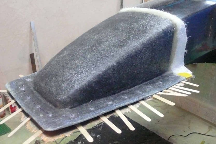 How to Make a Fiberglass Mold from an Existing Part [9 Steps]